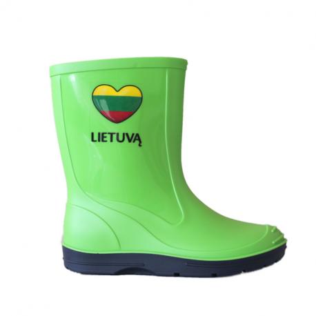 """Vaikiški žali botai """"Myliu Lietuvą"""""""